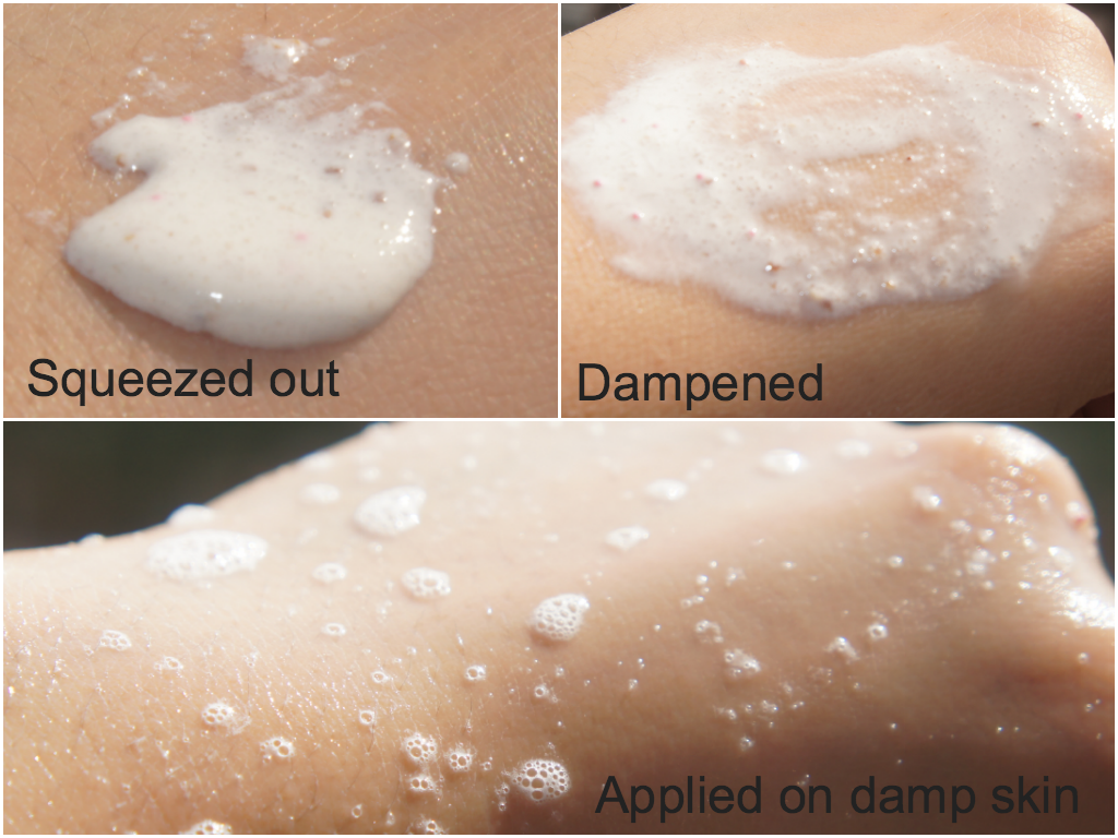 Soap and Glory Pulp Friction Body Scrub Product Review