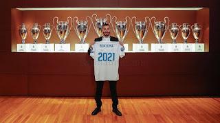 """Benzema: """"Siempre he querido estar aquí"""""""