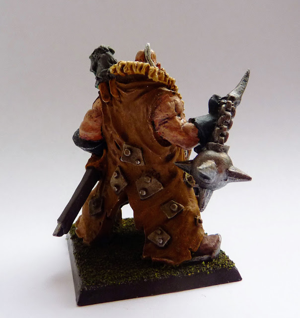 Ogre Paymaster for Dogs of War, Warhammer Fantasy Battle.