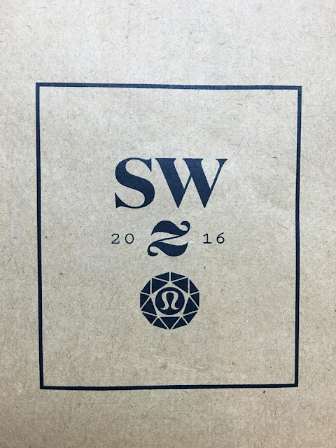 lululemon seawheeze-2016 envelope-logo