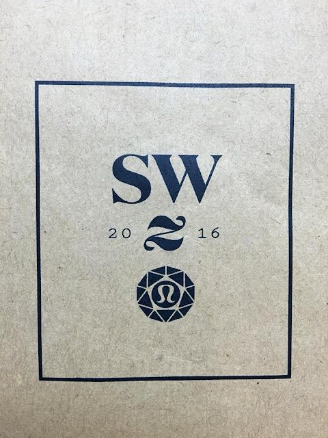 lululemon seawheeze-2016 envelope-logo