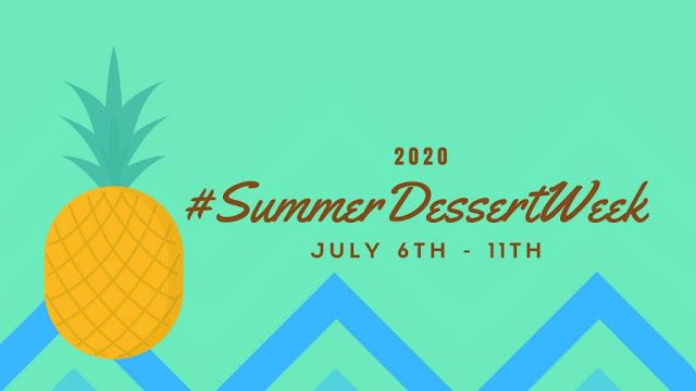 #summerdessertweek logo