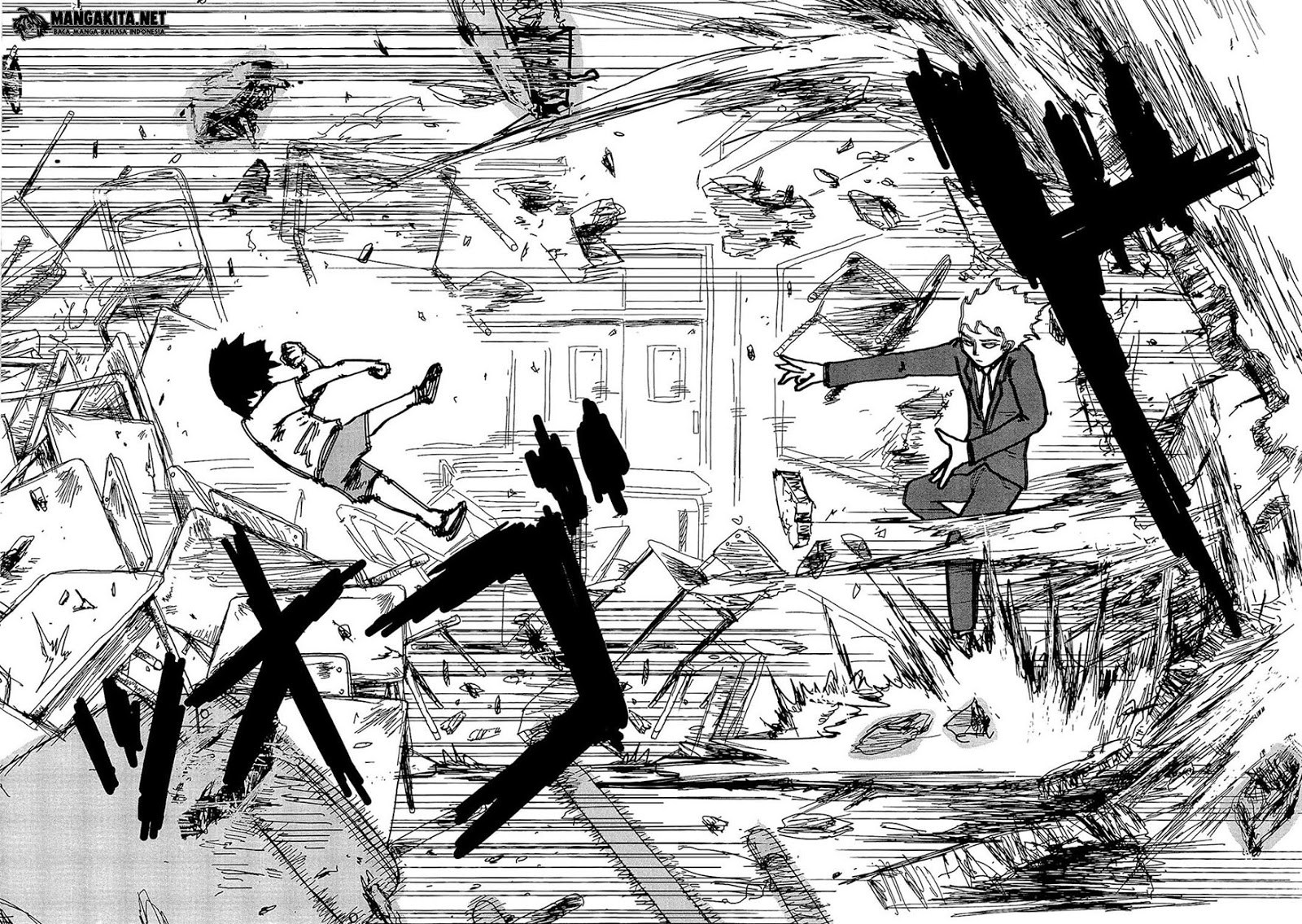 Mob Psycho 100 Chapter 15-14