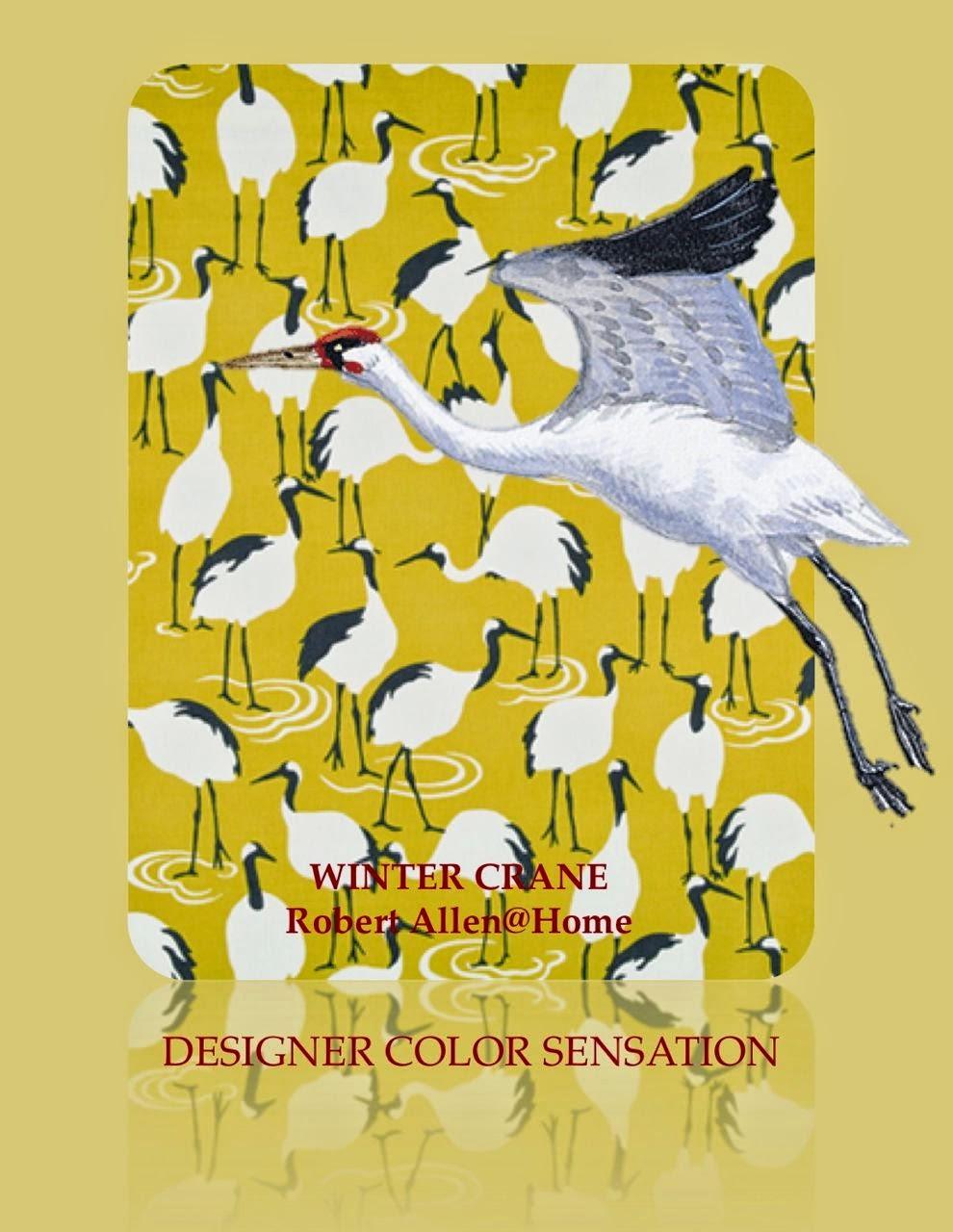 Crane Birds Symbolize Happiness and Smooth Flight