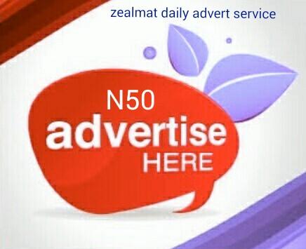 Zealmatblog Daily Advert Service