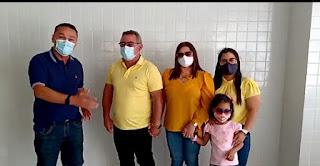 Em Vídeo cantor Amazon enaltece o trabalho de Raimundo Macedo em Guarabira