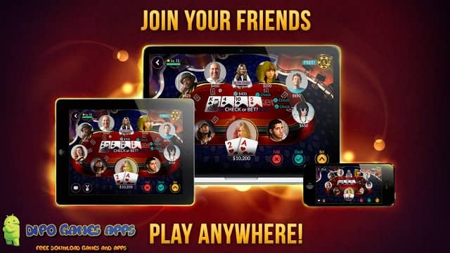 Download Zynga Poker Texas Holdem Apk Terbaru