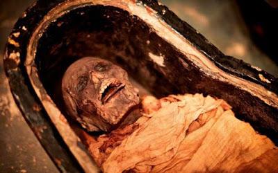 Μούμια «μίλησε» μετά από 3.000 χρόνια