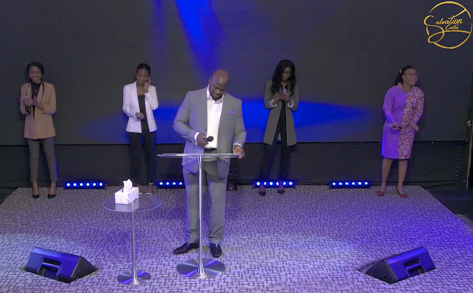 Fresh Anointing Service Live 7/11/21 - Salvation Center