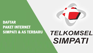 Paket Internet Telkomsel Simpati & As Terbaru