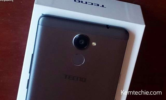Tecno L9 Plus Review camera