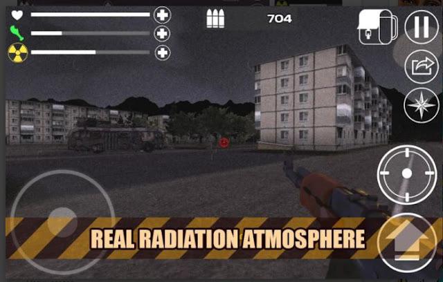 Game Aksi Tembak Offline Apocalypse Radiation Island 3D Apk