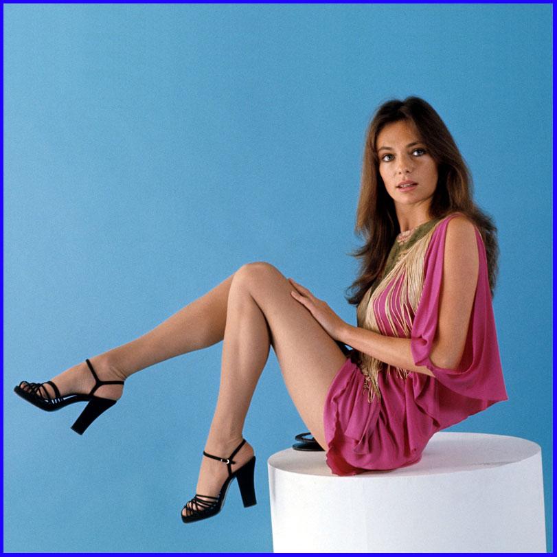Magic Mac: Legs: Jacqueline Bisset
