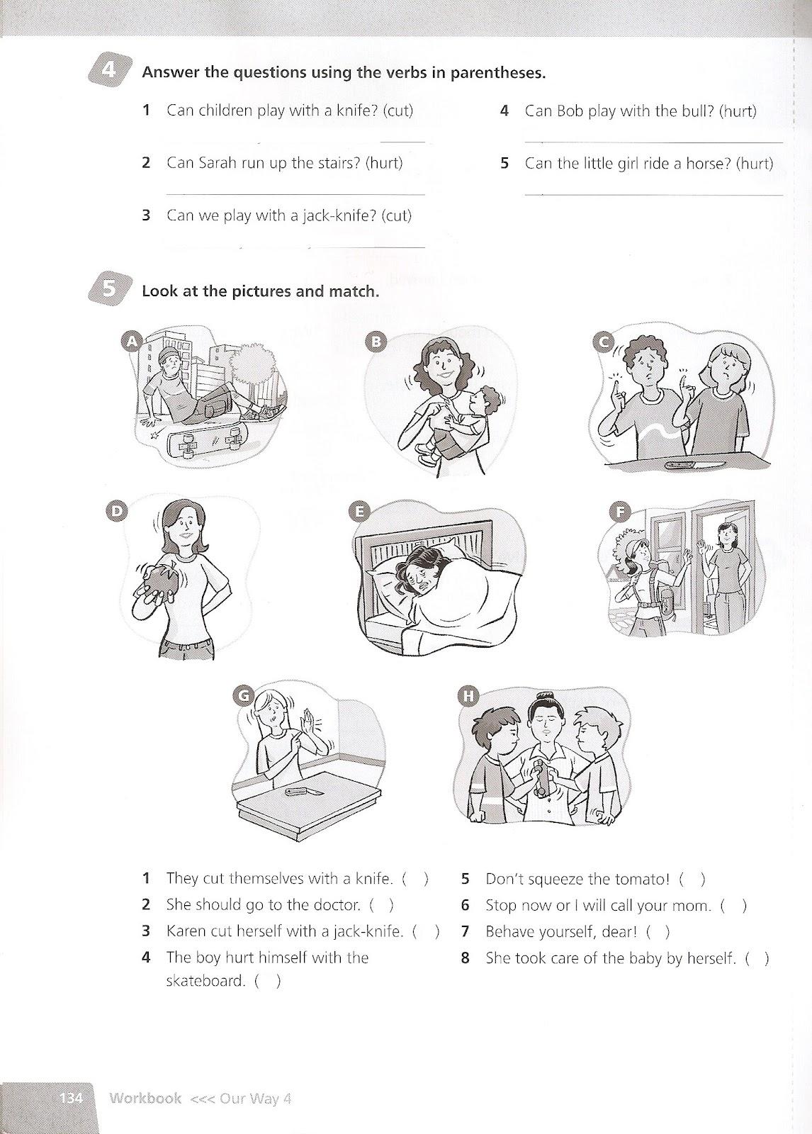 82 Atividades De Ingles Exercicios Ens Fundamental I E Ii
