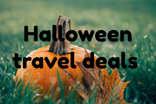 Halloween travel deals