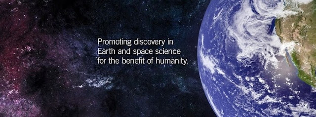 American Geophysical Union Facebook Page's banner