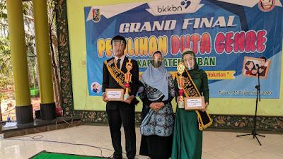 Grand Final Pemilihan Duta GenRe Kabupaten Tuban 2020, Ini Hasilnya