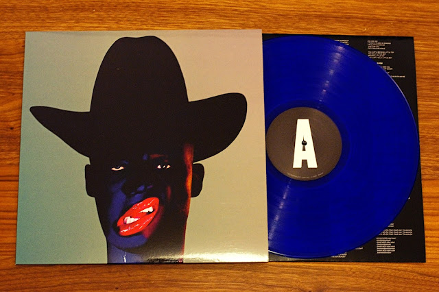 Young Fathers - Toy -  Album of the Year - Vinyl