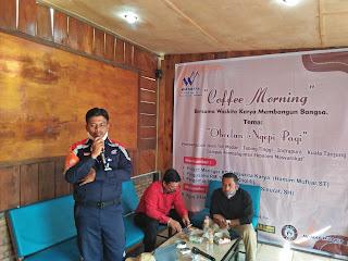 Waskita Karya Gelar Coffee Morning Bersama Wartawan