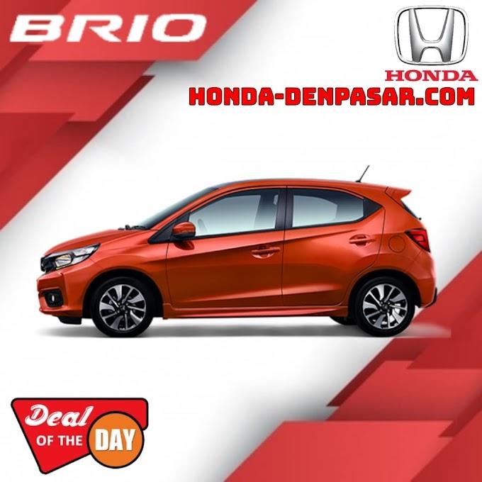 Promo Honda Brio Bali