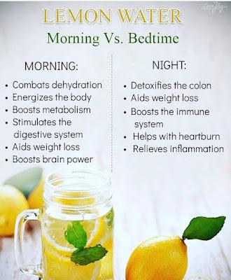Cara Aman Membuat Infused Water Lemon dan Manfaatnya