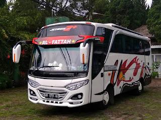 Sewa Bus Pariwisata  Seat 35