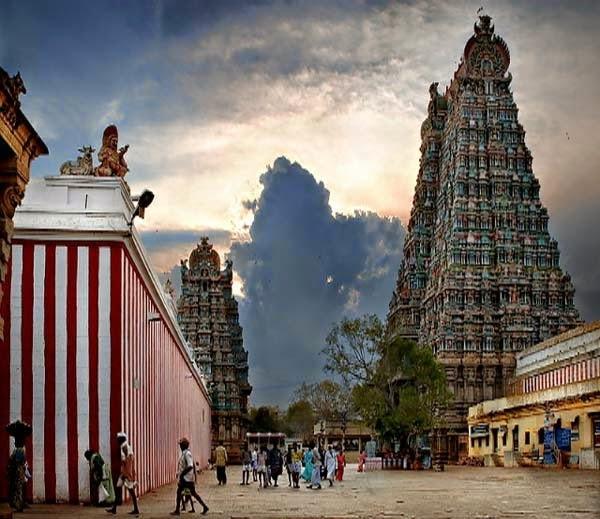7. अलागार मंदिर, मदुरै (Alagar temple, Madurai)