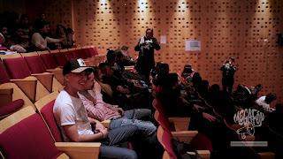 Estudiantes de Chingolo, Caraza, Diamante y Villa Industriales disfrutaron una función en el cine de la UNLa