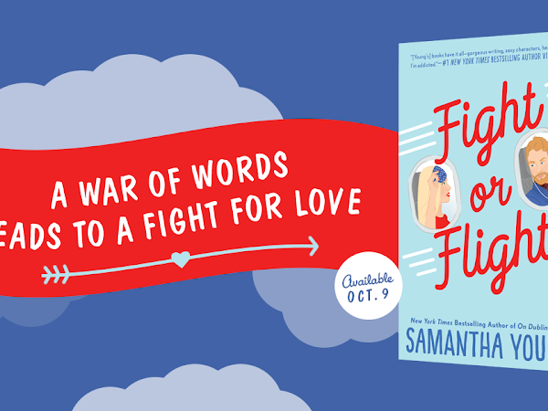Fight or Flight by Samantha Young | Review