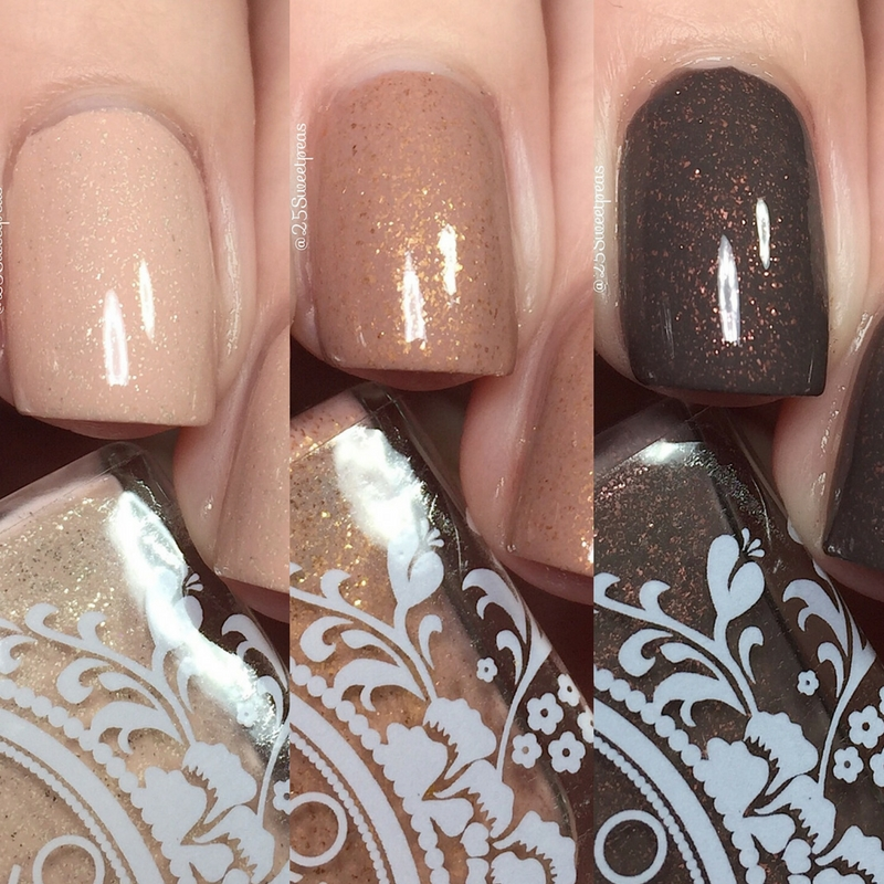 Takko Lacquer Neutrals with A Pop