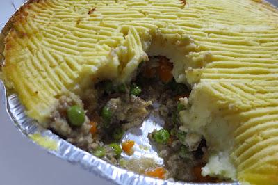 Swisslink Bakery & Cafe, chicken sherpard's pie
