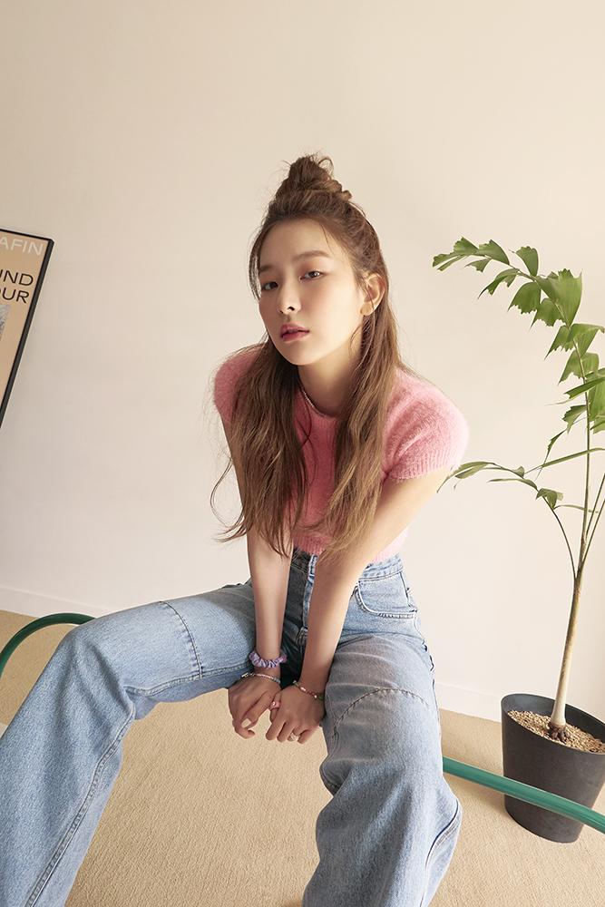 Red Velvet's Seulgi Appointed as Brand Ambassador for Cosmetics Brand 'AMUSE'