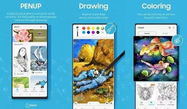 Aplikasi Menggambar Terbaik untuk Android-5