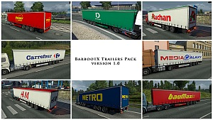 BarbootX Trailers Pack