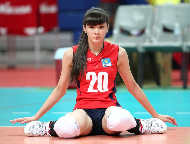 17-Year Old Volleyball Athlete is Now Popular in Asia Not Because of Her Skills But Because of Her Looks. See Her Photos Here!