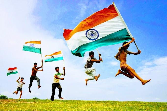 मैथिली कविता: तीन रंग केर झंडा नेने