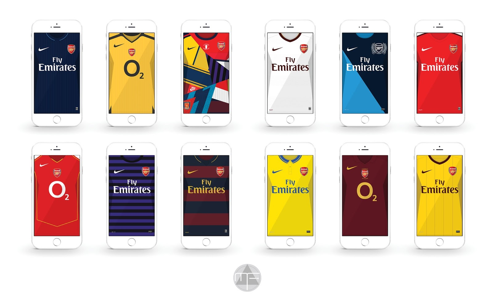 Wallpaper iphone arsenal - Coming Soon Arsenal Iphone 6 Wallpaper Set