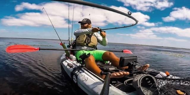 Persiapan Mancing di laut