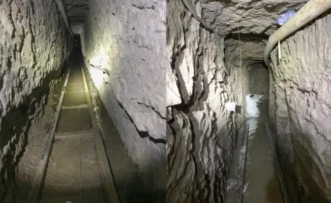 El Muro Fronterizo de Donald Trump es un chiste para los Narcos Mexicanos, encuentran el Narcotúnel más largo que ha existido a 21 metros de profundidad, va de Tijuana a San Diego