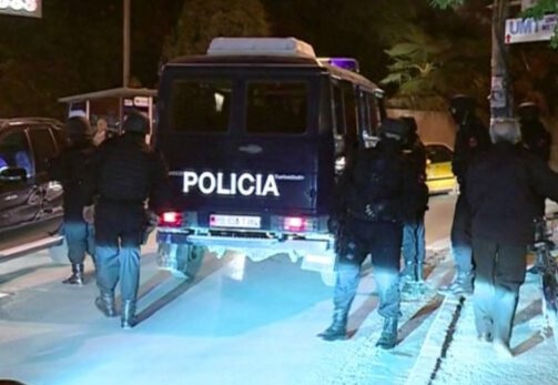 17 corrupted police officers and local officials arrested in Durrës