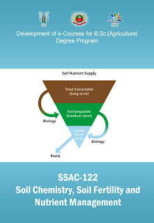 Soil Chemistry Soil Fertility and Nutrient Management ICAR E course Free PDF Book Download e krishi shiksha