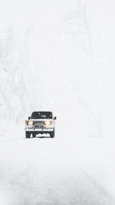 Nashwan Habib Discusses Managing Towing Sales During Winter Storms