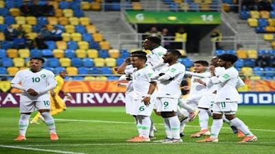 مشاهدة مباراة السعودية Vs بنما بث مباشر يوم الجمعة 31/05/2019 كاس العالم للشباب تحت 20 سنة