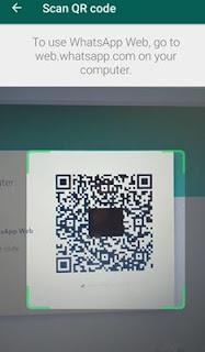 Mobile se qr code scan kare