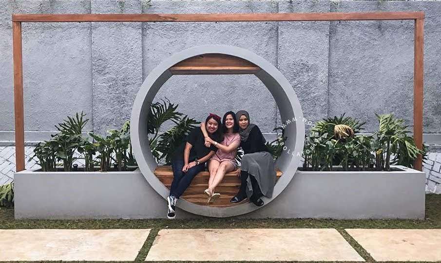 Pipe Dream - Tempat Nongkrong Terbaru, Sedang Hitz di Bandung Instagramable Cafe