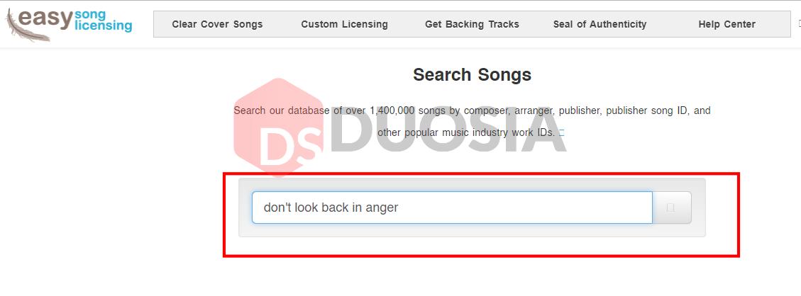 Mengetahui Hak Paten Lagu di Youtube menggunakan Layanan Website