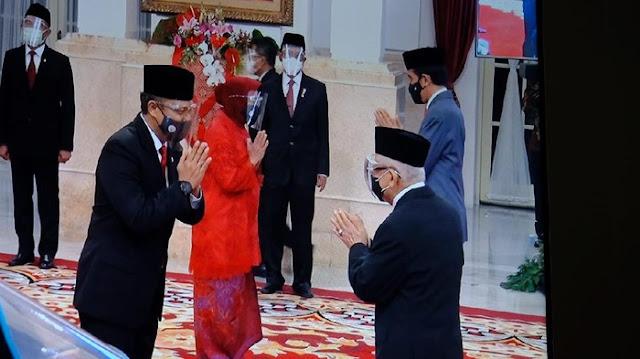 Pakar Kritik Klaim Risma Rangkap Jabatan atas Izin Jokowi