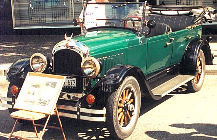 autos photos voitures des usa chrysler 1920 1924 1960 suite 1960. Black Bedroom Furniture Sets. Home Design Ideas