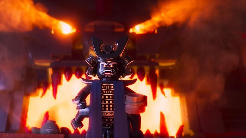 Fotograma: La LEGO Ninjago película (2017)