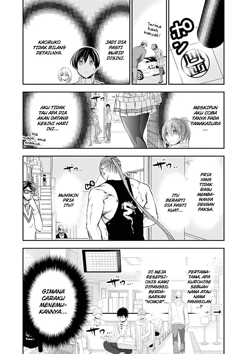Komik minamoto kun monogatari 241 - chapter 241 242 Indonesia minamoto kun monogatari 241 - chapter 241 Terbaru 5|Baca Manga Komik Indonesia